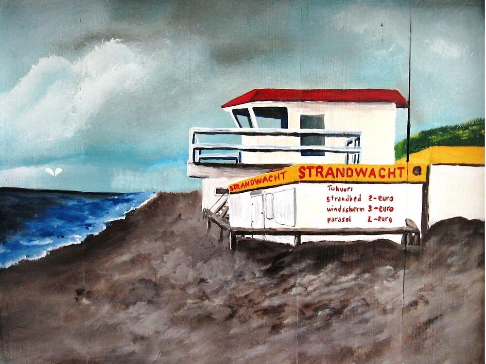 STRANDWACHT by WhiteDove Studio kj gordon