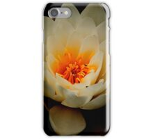 Water lily iPhone case iPhone Case/Skin