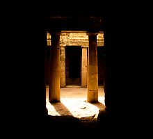 Tomb of the Kings, Pafos by Darren Taylor