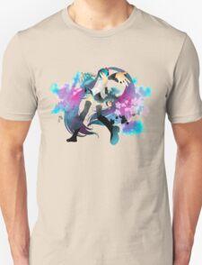 Vocaloid: Hatsune Miku Giclee Art Print T-Shirt