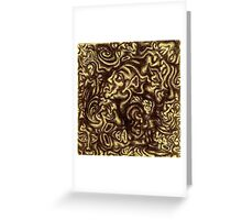 Inner Dialogue Greeting Card