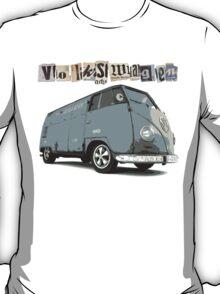 Volkswagen Paper Cuttings T-Shirt