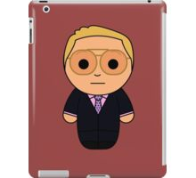 Administrator Dryden (Timespace) - Black Box Films: BOXIES iPad Case/Skin