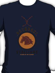 Dothraki Sports Badge T-Shirt