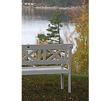 Villa Sjotorp view Photographic Print