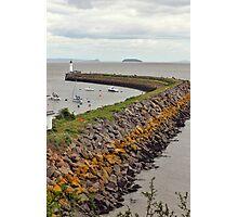 Jackson's Bay, Barry Island Photographic Print