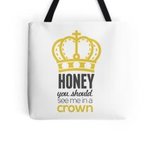 You Should See Me In A Crown - Moriarty Sherlock Tote Bag