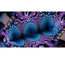 Perpetual Waves of Life Photographic Print