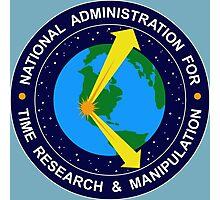 Timespace - NATRAM Seal Photographic Print