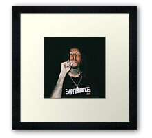 Chris Travis Framed Print