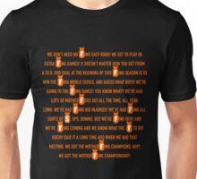 Pence Speech Unisex T-Shirt