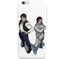 Star Wars excitement in the DCU iPhone Case/Skin