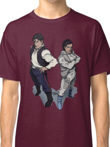 Star Wars excitement in the DCU Classic T-Shirt