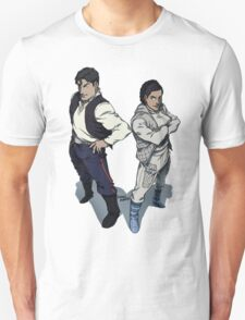 Star Wars excitement in the DCU T-Shirt