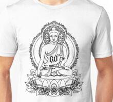 BUDDHA ONYX BLACK Unisex T-Shirt