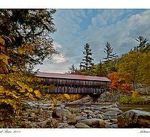 Autumn Crossing by Richard Bean