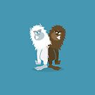 Yeti v Bigfoot by copywriter