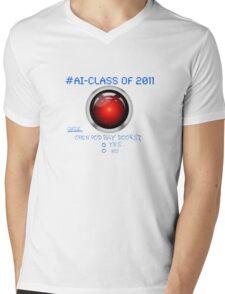 #ai-class of 2011 shirt Mens V-Neck T-Shirt