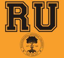 RU- Raxacoricofallapatorious  University by charliebuterfly