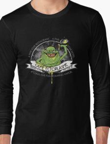 Café Ectoplasme Long Sleeve T-Shirt