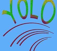 YOLO by TeaseTees