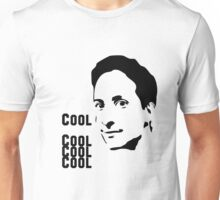 Cool. Cool Cool Cool.  Unisex T-Shirt