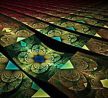Magic Carpets by abstractjoys