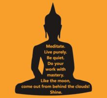 Buddha Sayings by Bami