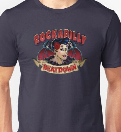 Rockabilly Beatdown Unisex T-Shirt