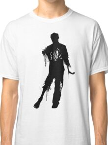 Decaying Zombie 2 Classic T-Shirt