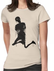 Decaying Zombie 3 Womens Fitted T-Shirt