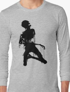 Decaying Zombie 4 Long Sleeve T-Shirt