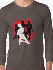 Decaying Zombies Long Sleeve T-Shirt