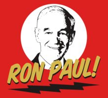 Ron Paul! by liberteed