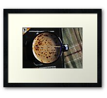 COFFEE - 2 Framed Print