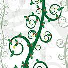Green Flourish by pnjmcc