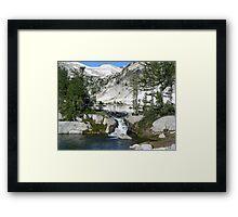 Harmony Within Nature Framed Print