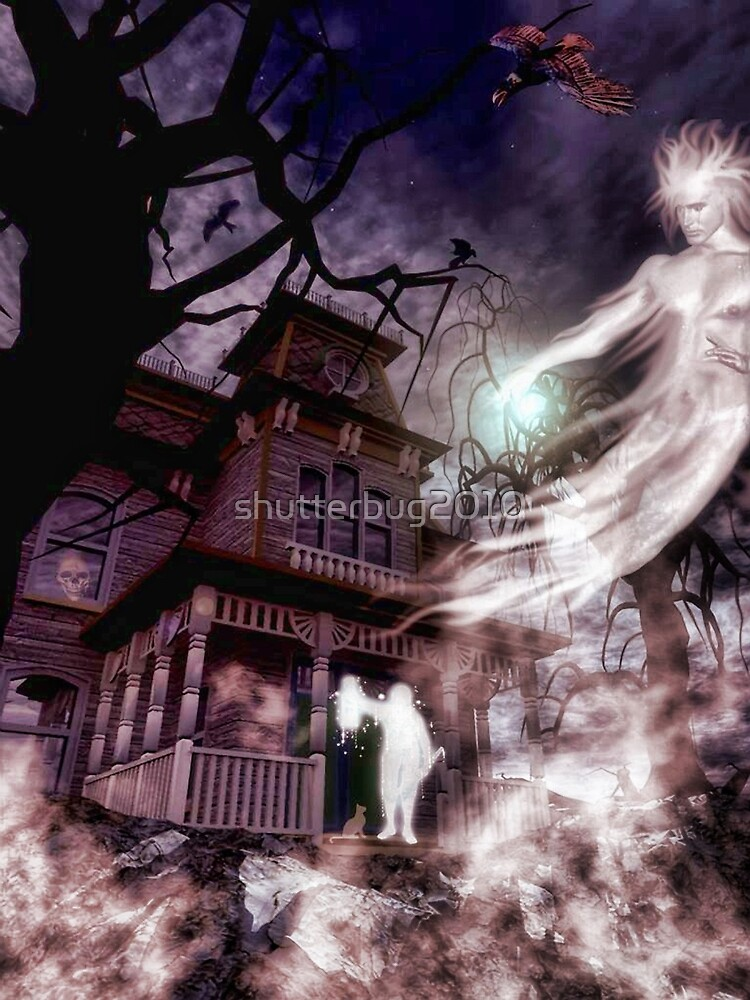 The Haunting of Blackthorne Manor by shutterbug2010