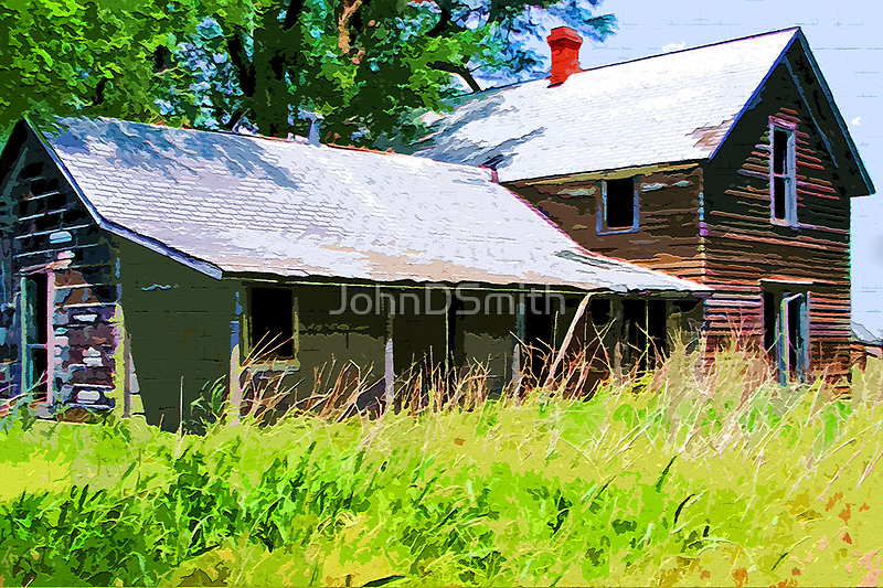 Old Home Place by JohnDSmith