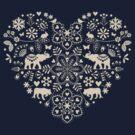folk heart by stean11