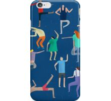 The Dancers iPhone Case/Skin