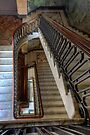Masonic Memorial Temple Staircase • Brisbane • Queensland by William Bullimore