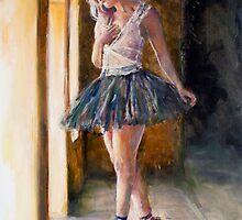 Raphaella by MrMumford