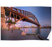 Bridge light Poster