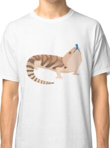 Simple Blue Tongue Skink Classic T-Shirt