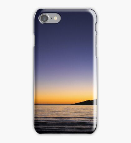 Tranquil Sunset iPhone Case/Skin