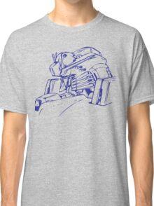 Gundam Head Classic T-Shirt