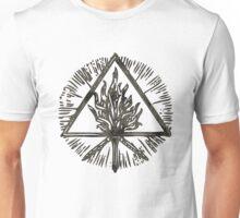 ANCIENT FIRE SYMBOL - the storm Unisex T-Shirt
