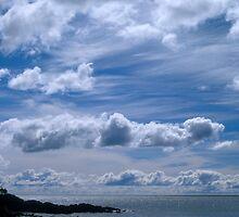 East Coast Cloudscape by MiksPics