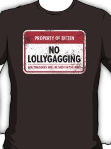 Riften Municipal Ordinance T-Shirt